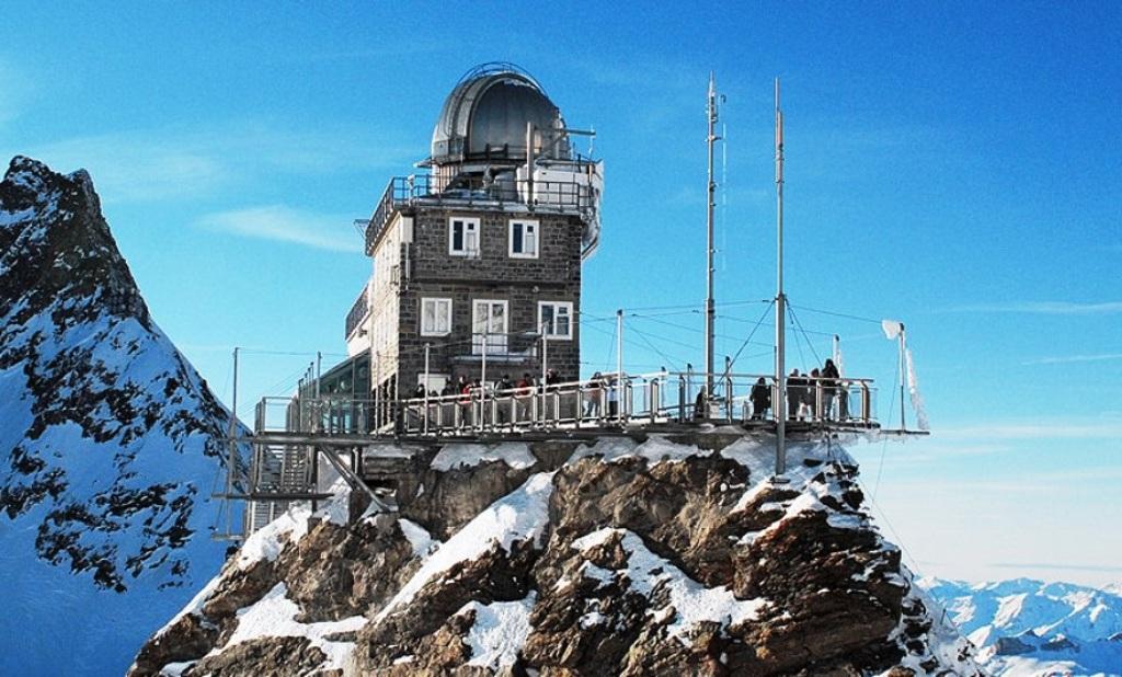 Obsevatorio y mirador Jungfrau