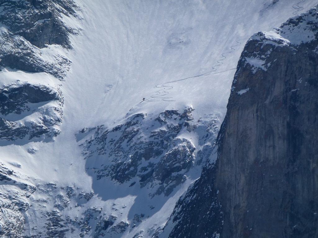 Glaciar de la Meije