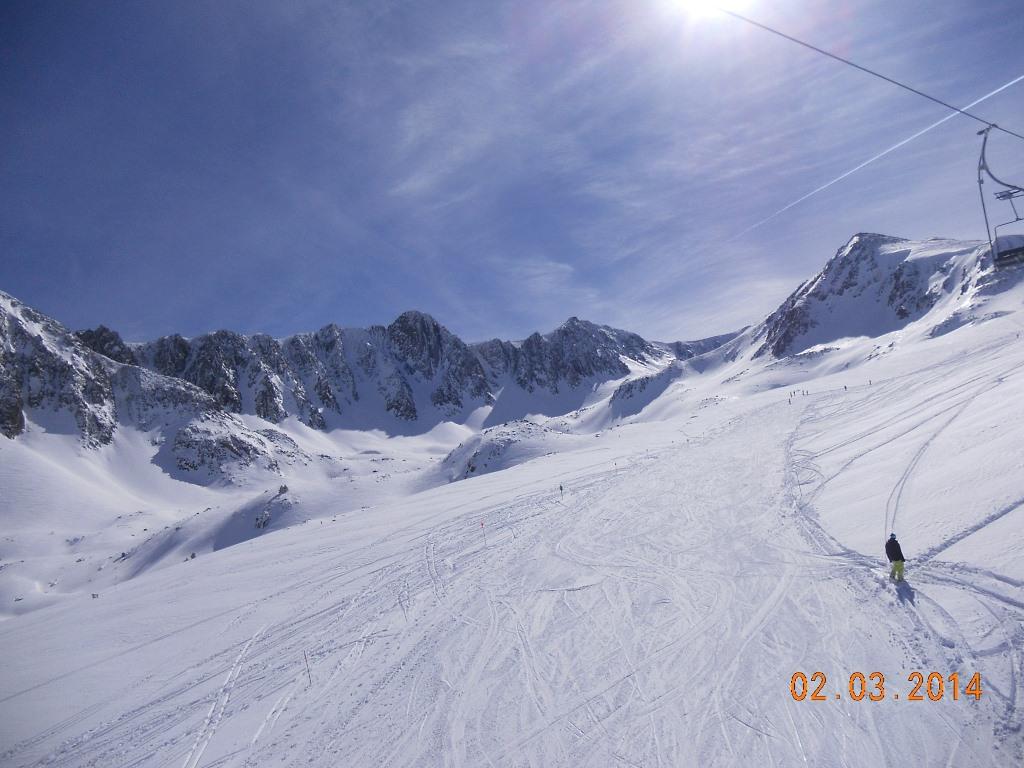 Imagen de La Mina en Porté Puymorens