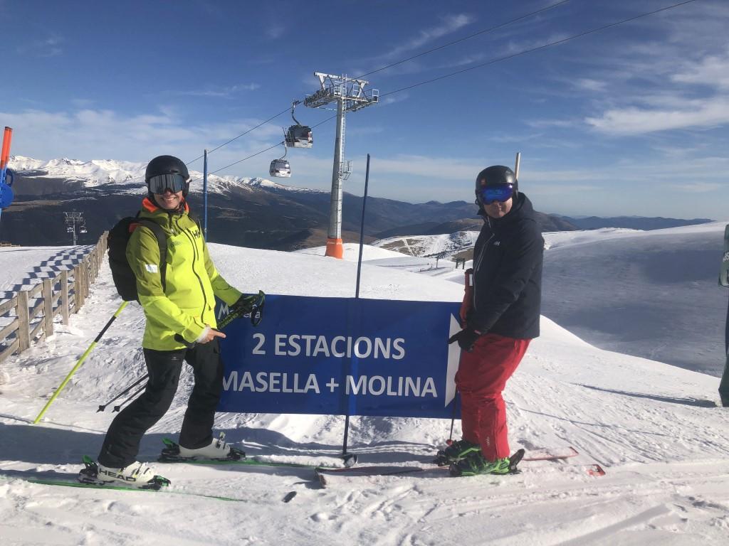 La Molina + Masella