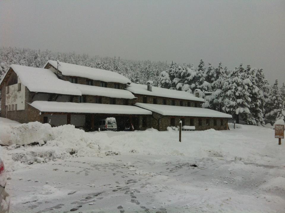 Estación de esquí nórdico de Lles