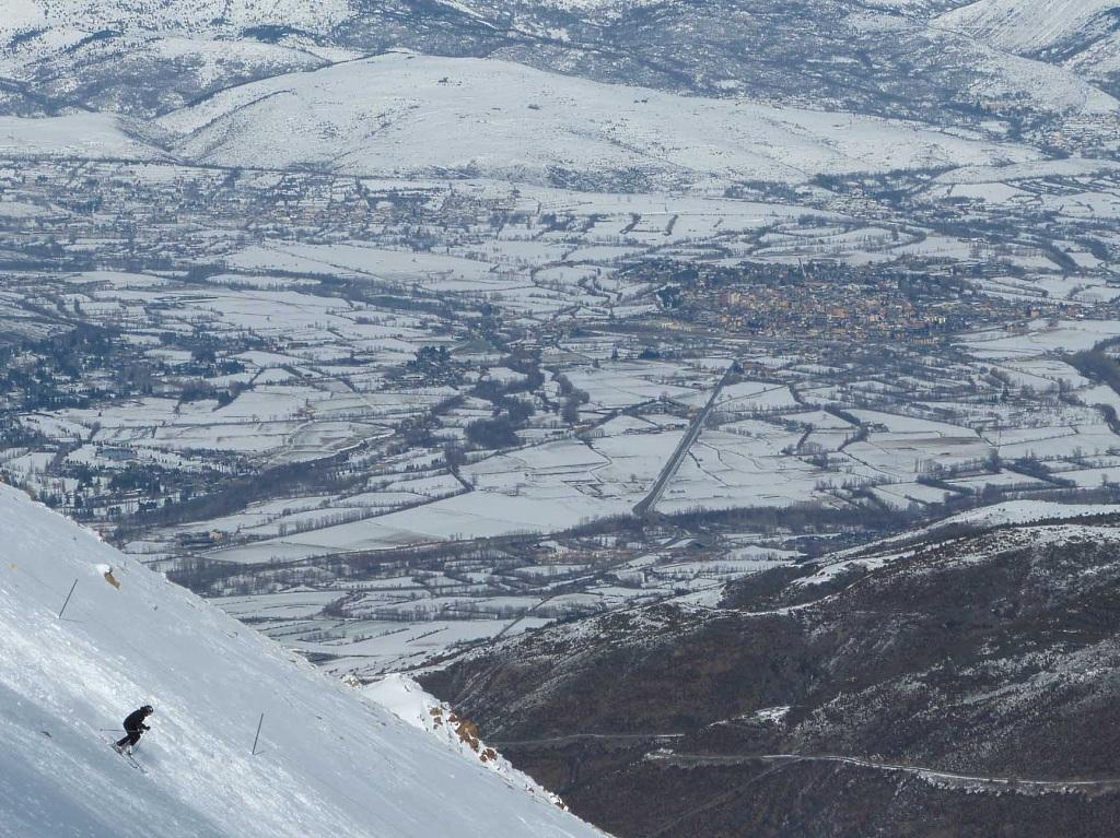 Estación de esquí de Masella en el Pirineo catalán