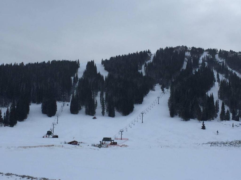 Vista de Meadowlark Ski Lodge