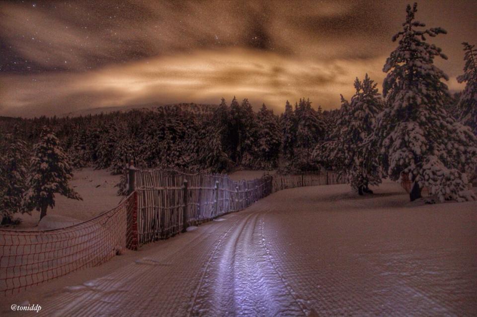 Imagen estación de esquí nórdico de Lles de Cerdanya, Toni Artigues