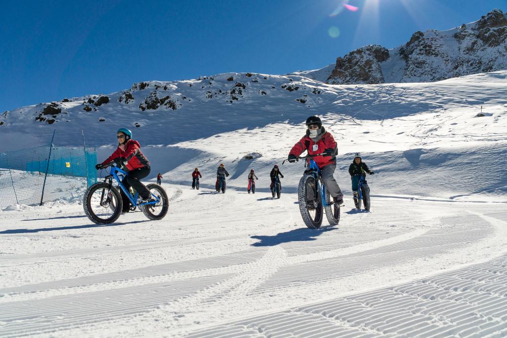 Parques de Farellones, estación de esquí