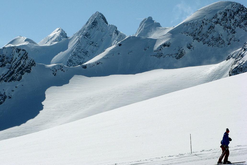 Fabulosa imagen del Passo dello Stelvio tomada este junio 2013