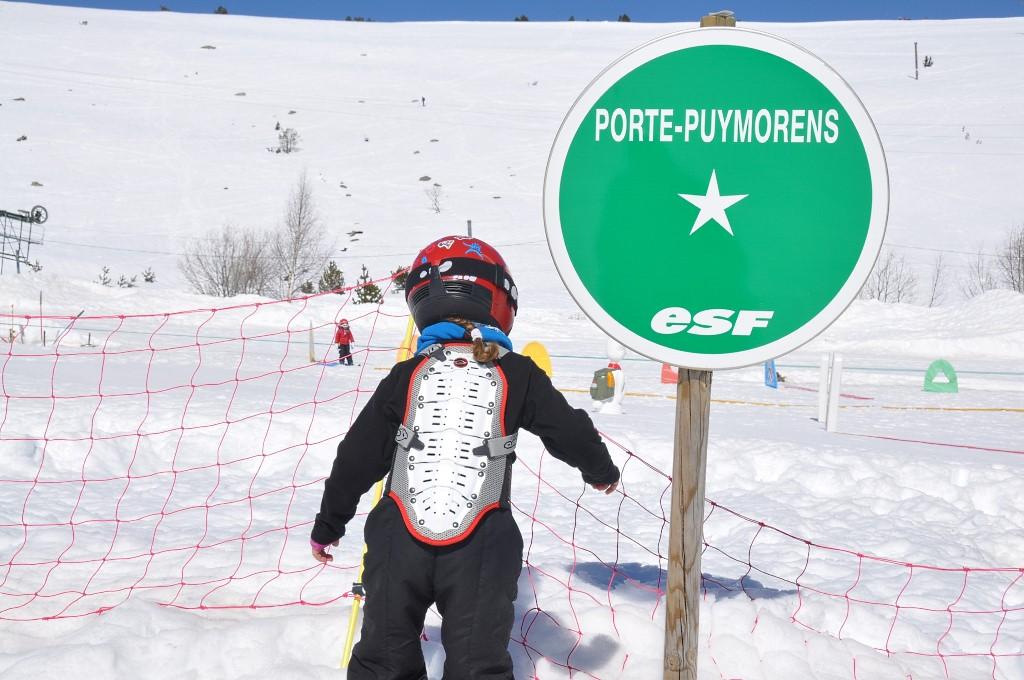 Imagen de la escuela de ESF Porté Puymorens