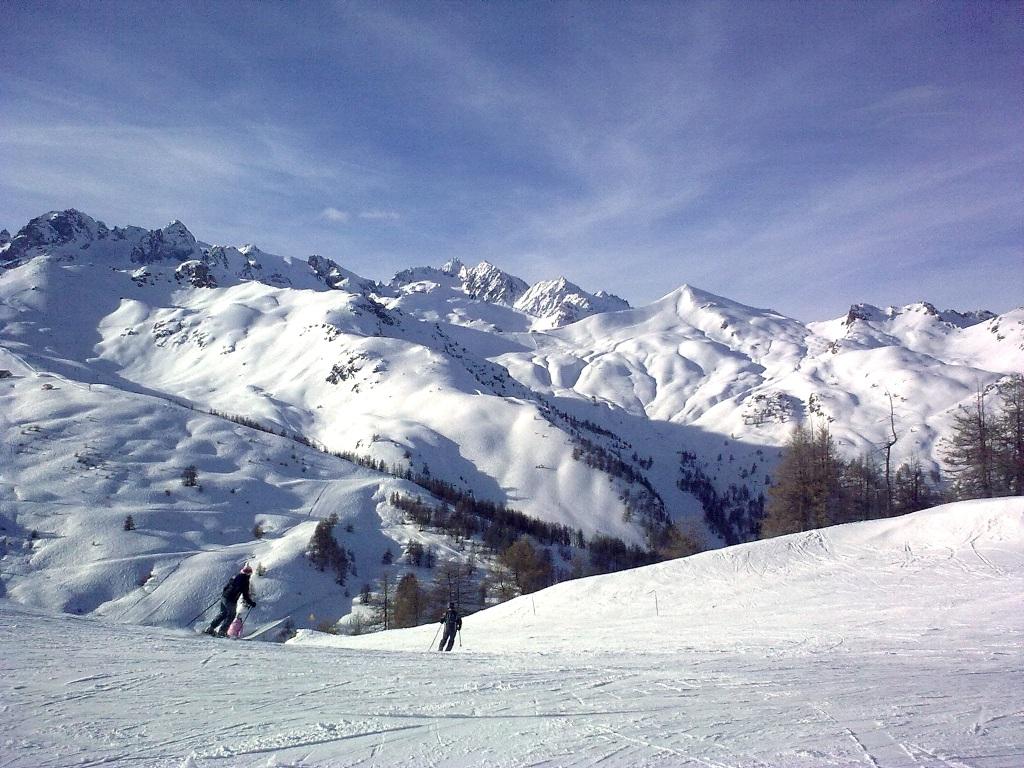 Pistas de esquí de Serre Chevaler