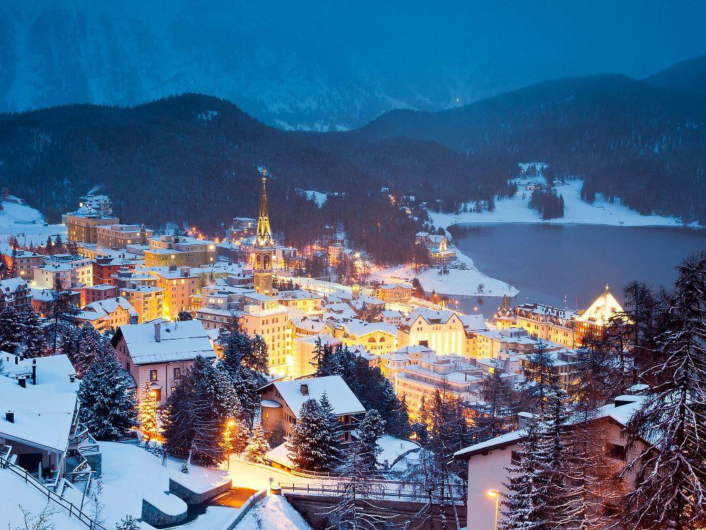 St. Moritz/Corviglia