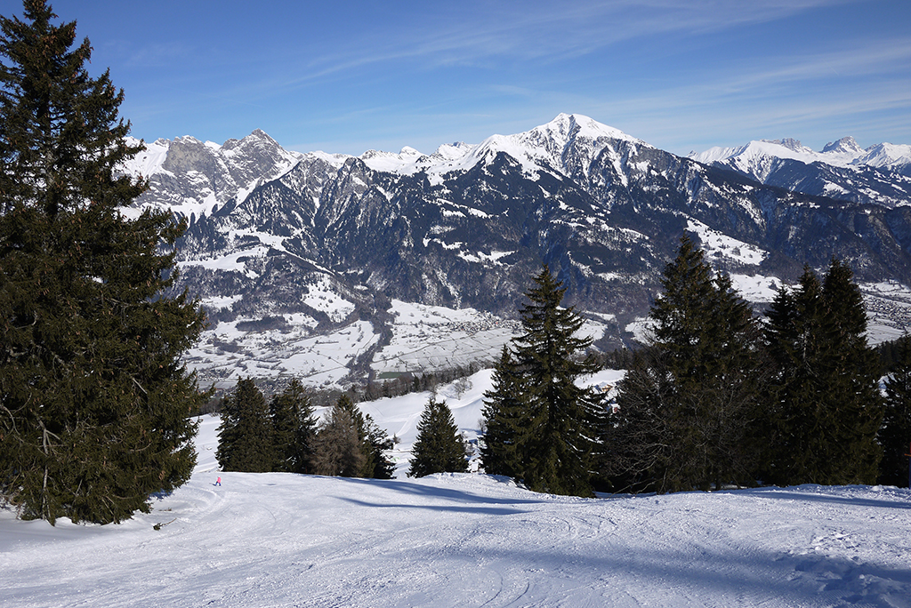 Bonito paisaje en Tristeli
