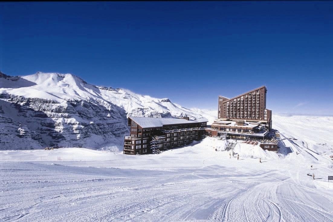 Resort de Valle Nevado