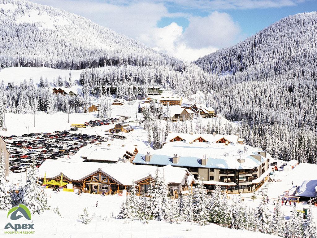 Apex Mountain Resort en British columbia