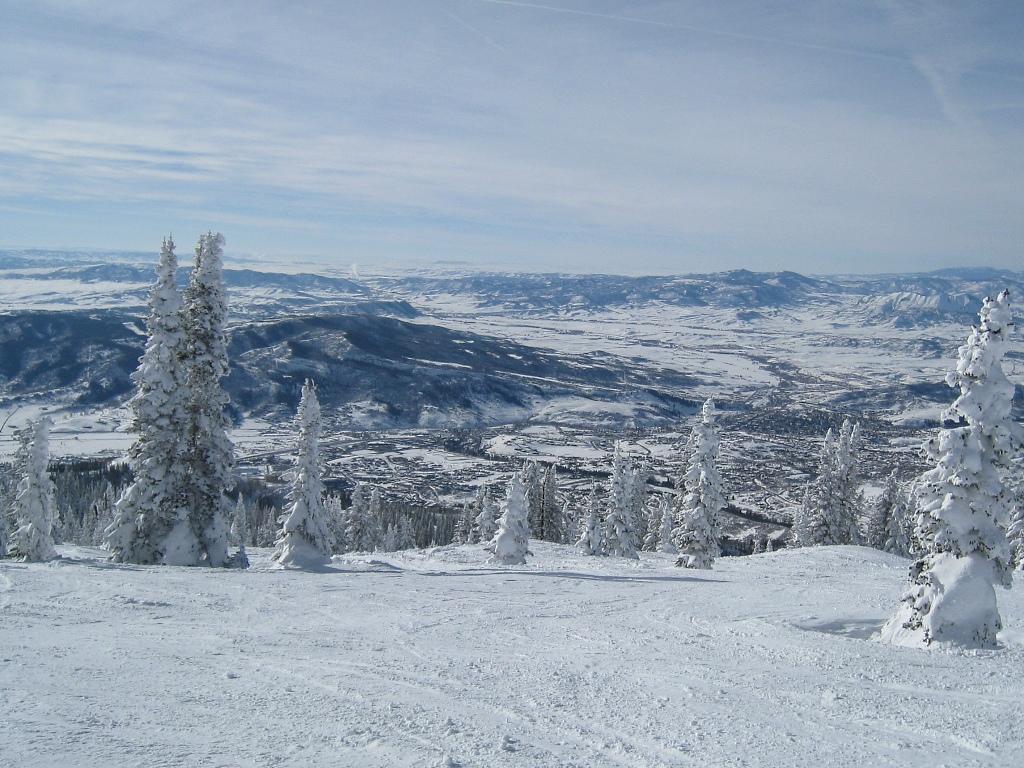 Winter Park en Colorado