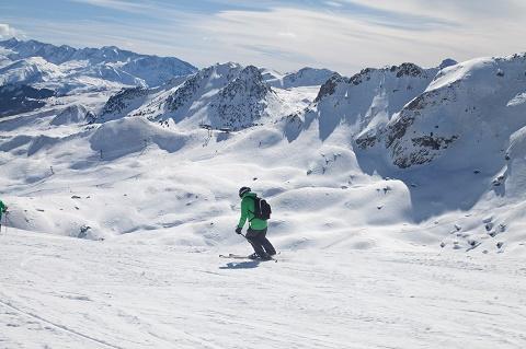 Oferta de nieve y aprés-ski en todo Aramón. Foto Formigal