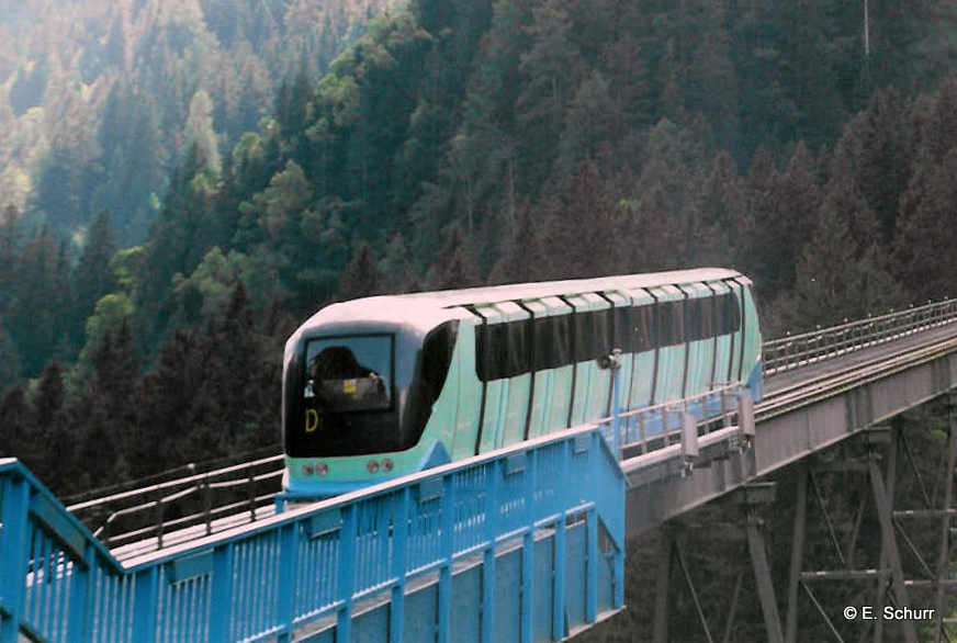 funicular Kaprun