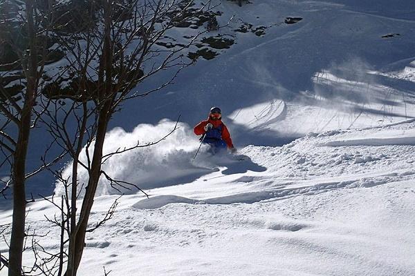 Freeride en Andorra. Foto NWPD