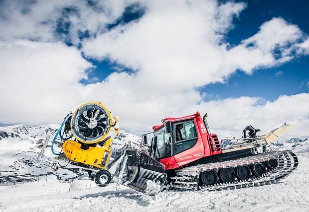 La profesionalidad de maquinistas, producores de nieve y operarios ha sido claves. Foto: José Otero Grandvalira