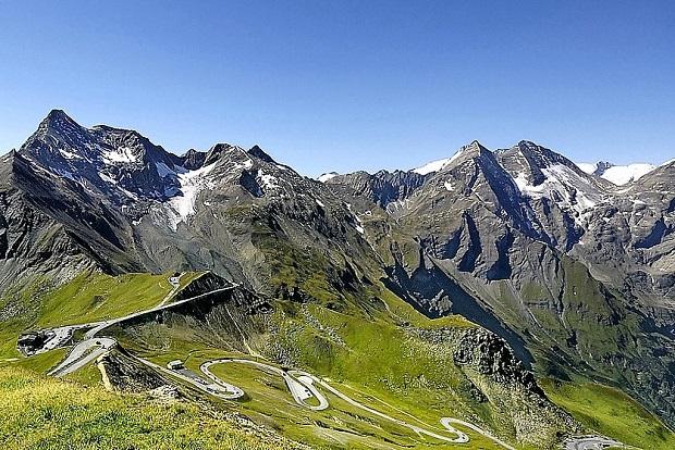 Grossglockner en el Parque nacional Hohe Tauern. Foto: Thomas Ludwig