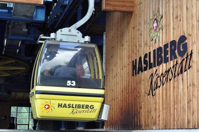 hasliberg cabina logo