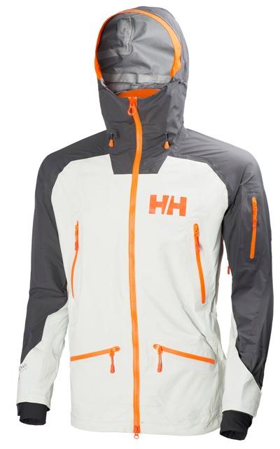 6c3db5ac1bb Los freeriders de Helly Hansen en el mundo han probado y aprobado la chaqueta  de esquí HH Ridge Shell Jacket para las mejores aventuras en el polvo.