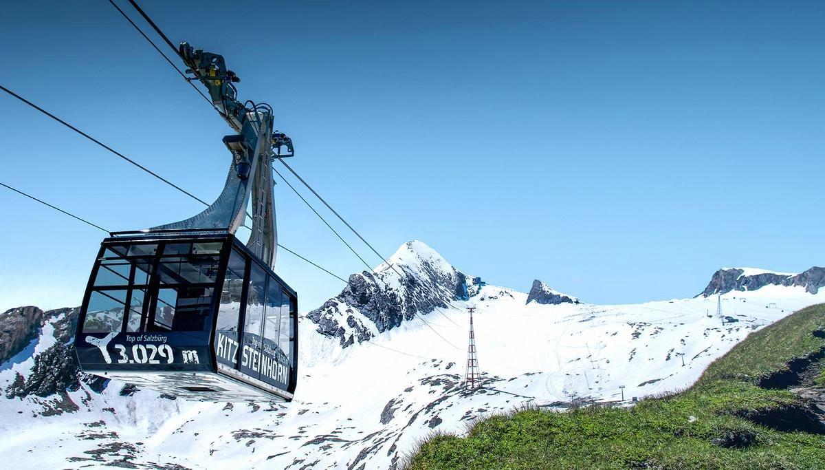 22f8ad870eb Descubre los mejores glaciares austriacos para el esquí de verano ...