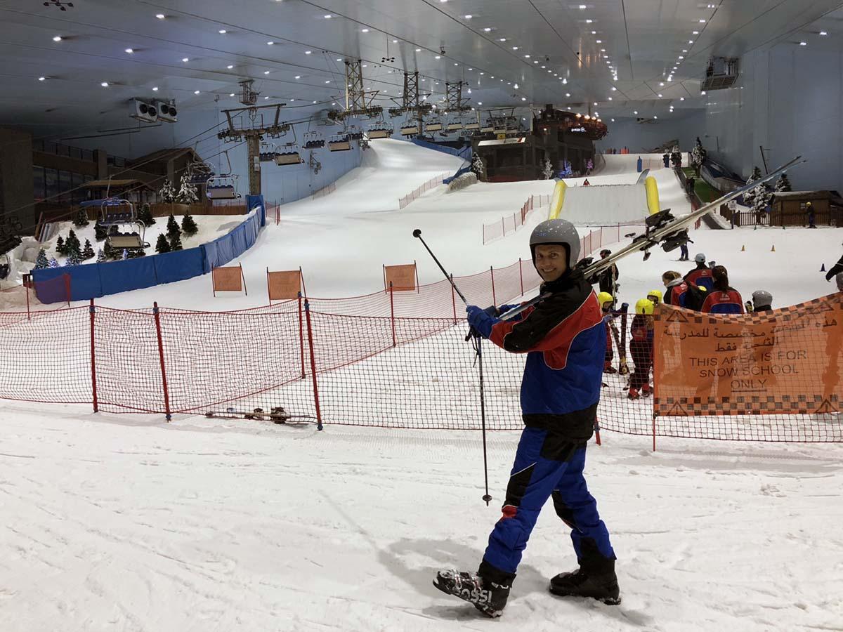078fae5b22a Esquiar en Dubai, un espejismo extravagante pero muy real   Lugares ...