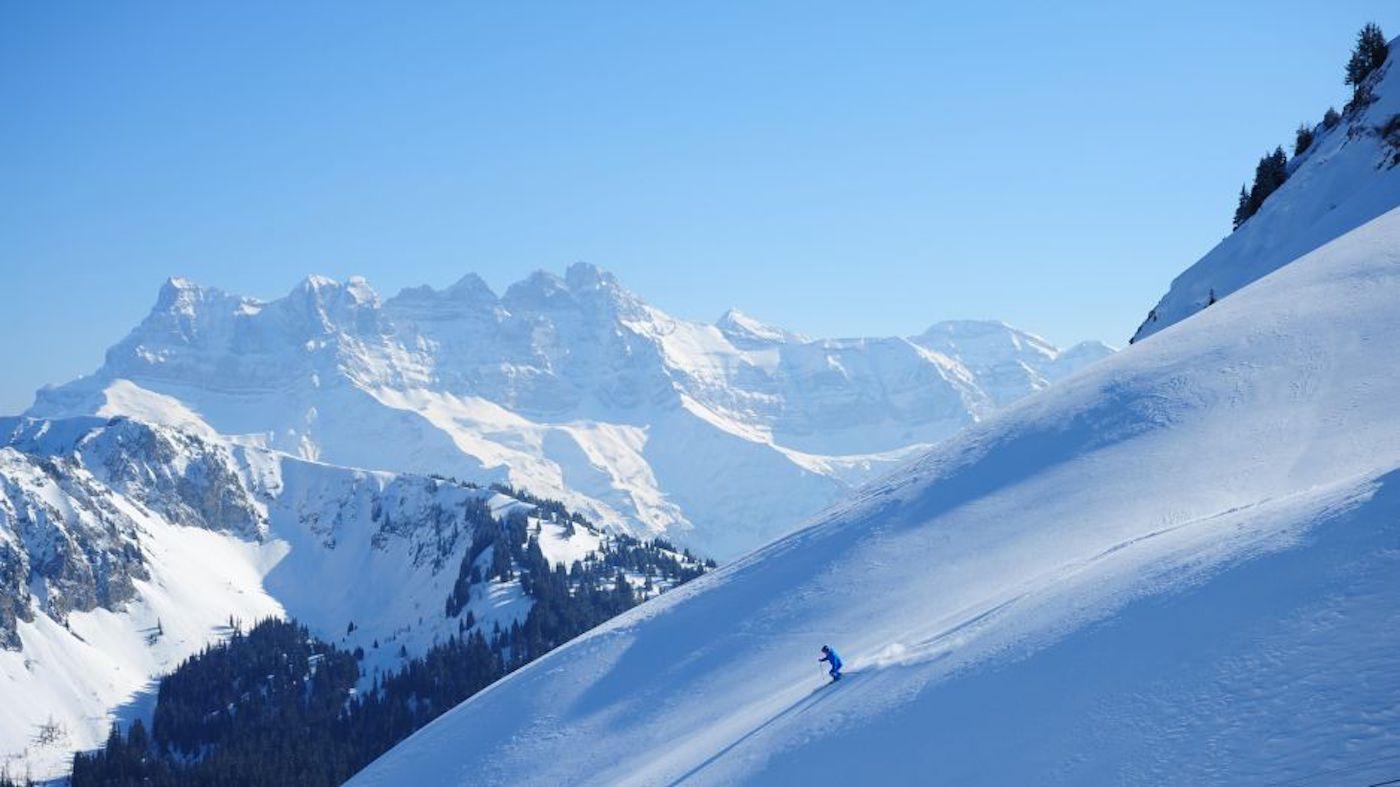 2595bb7b Este año no hay discusión, el mejor destino para esquiar en Semana Santa  son los