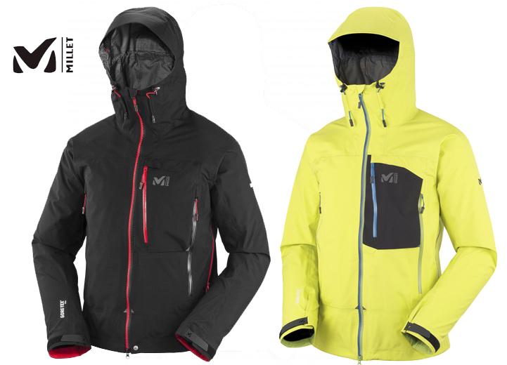 010be3e893 Millet Jorasses GTX Pro: Mayor transpiración para el alpinismo ...