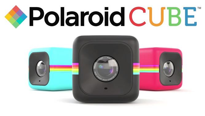 6edb33a17b Nueva Polaroid Cube+: minimalista con wifi para poner las cosas dificiles a  GoPrí
