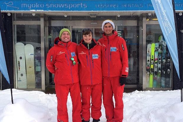 """Profesores  foráneos en Japón, un """"Rara Avis"""" muy deseado en las estaciones de esquí japonesas"""