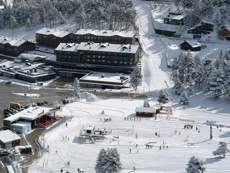 La Molina Pasa Balance De La Temporada De Invierno 2014 15 Lugares De Nieve