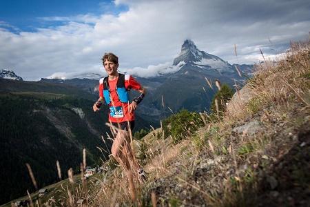 Momento de la Matterhorn Ultraks 2016. Foto: Salomon running