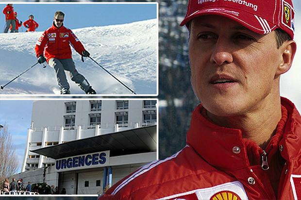 El Kaiser de la Fórmula 1 estuvo ingresado durante 9 meses en Grenoble (Francia) tras el accidente de esquí
