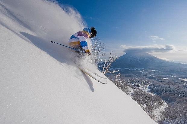 Japón atrae ahora a esquiadores de todo el mundo. Foto: Niseko