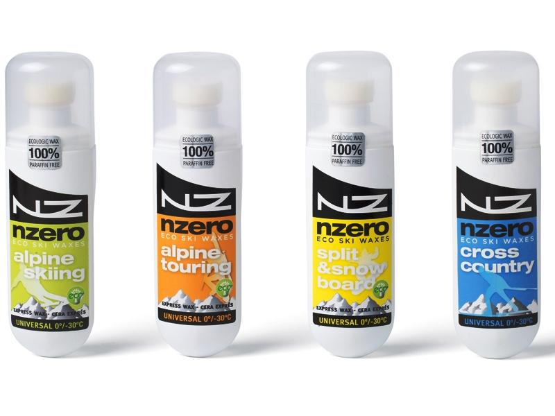 Gama NZero, la primera cera 100% natural de aplicación en frío