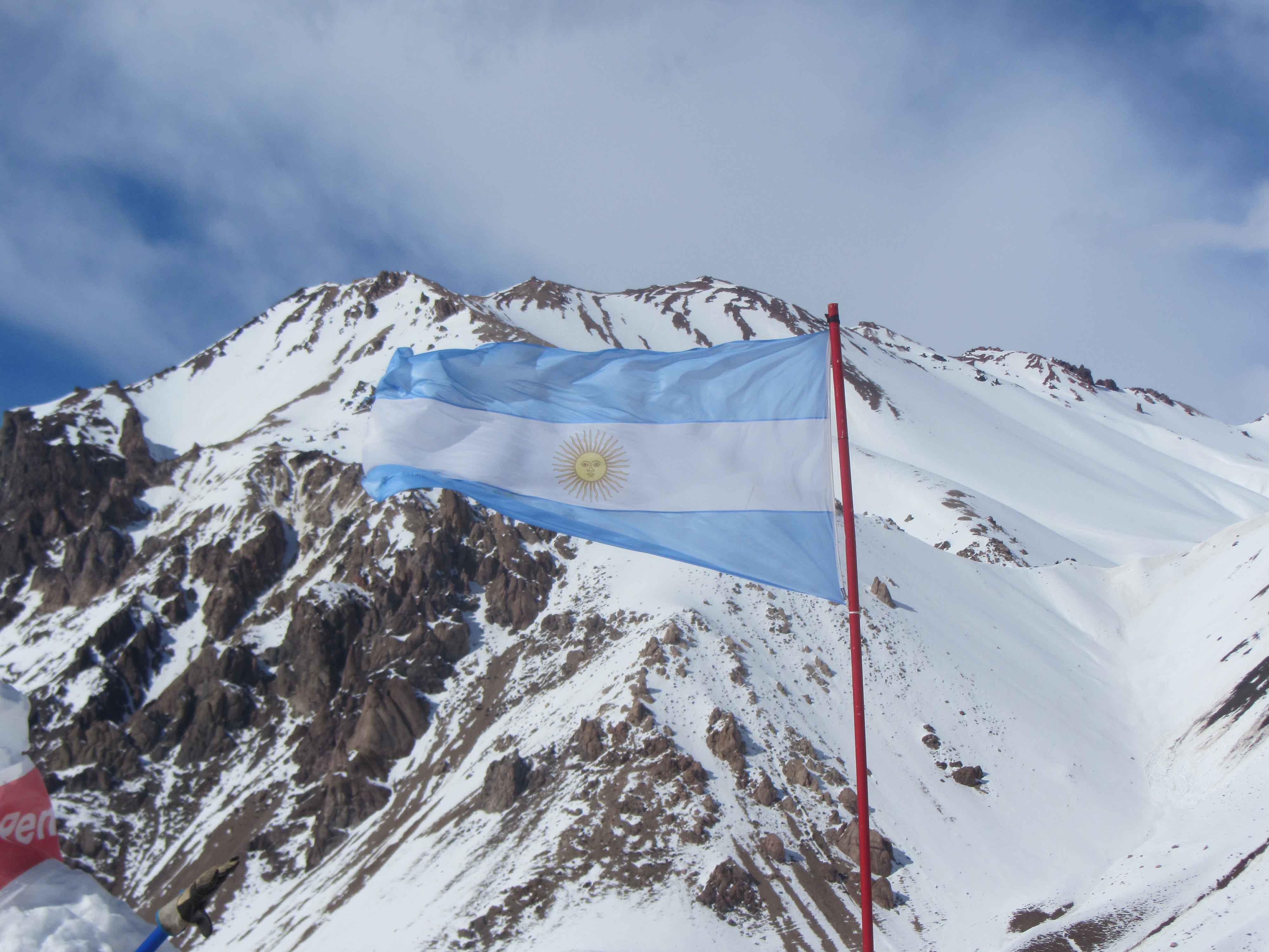 Argentina penitentes