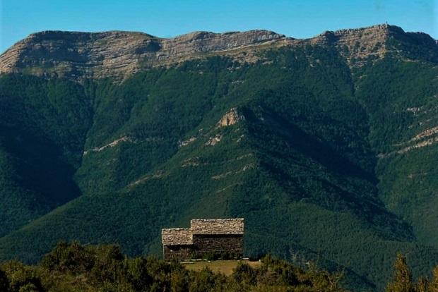 Peña Cancías (Pirineo de Huesca)