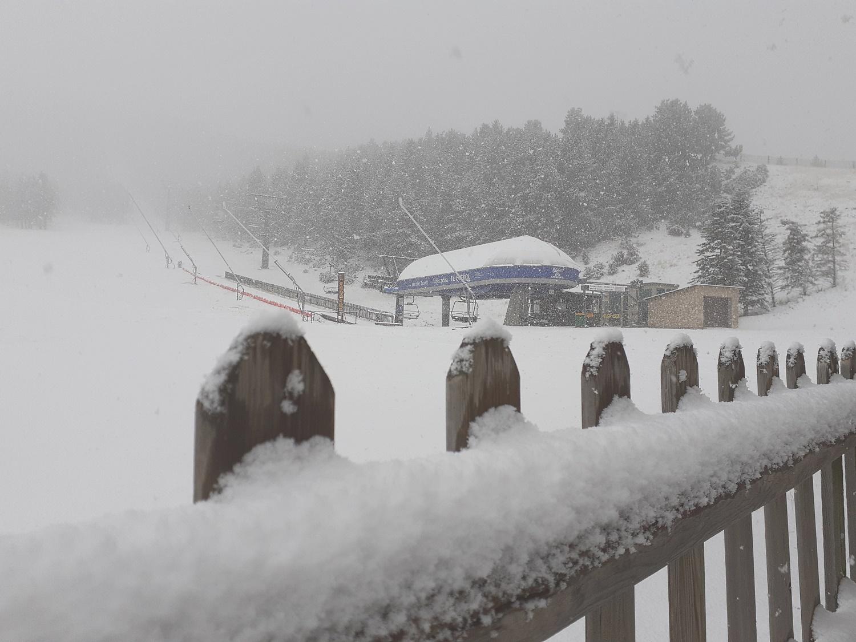 Port del Comte abrirá para el puente de la Purísima pero no descarta hacerlo el 30 de noviembre - Lugares de Nieve.com