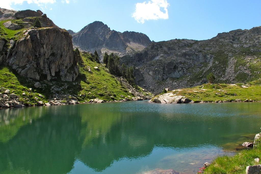 La naturaleza salvaje de la ruta de Colomèrs. Crédito imagen: Tonho Porras (Esqui-Ando)