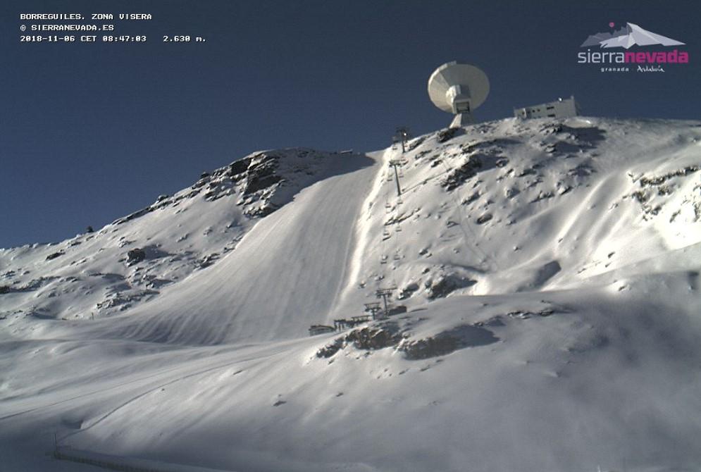 sierra nevada web cameras
