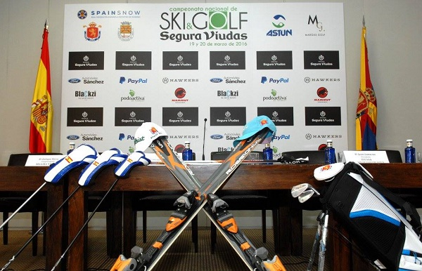 Presentación ski & Golf- Foto: Luis Corralo