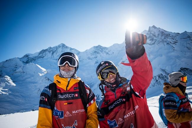Foto archivo de la Skiers Cup celebrada en Zermatt. Imagen cedida por la organización