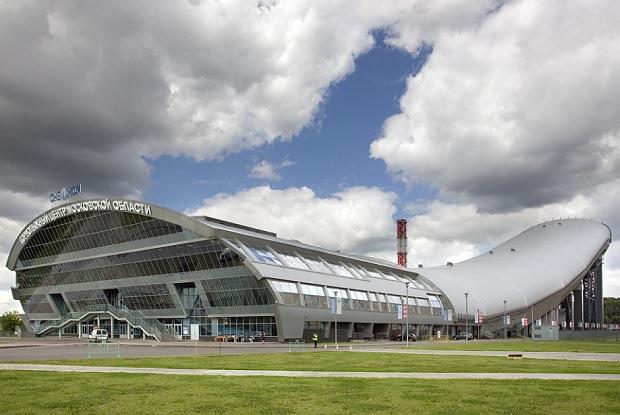 Snej Krasnogorsk, Resort de Esquí Indoor cercano a Moscú en la lejana Rusia