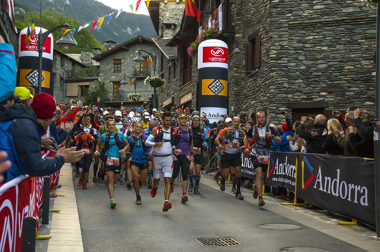 Arranca La Décima Edición De La Andorra Ultra Trail Vallnord Lugares De Nieve