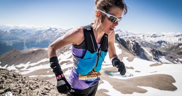 La corredora de RSM Spain Laura Orgué, segunda en la Pikes Peak Marathon