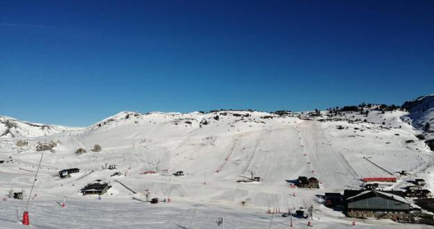La estación de esquí de Candanchú abrirá esta temporada gracias a un crédito de dos millones