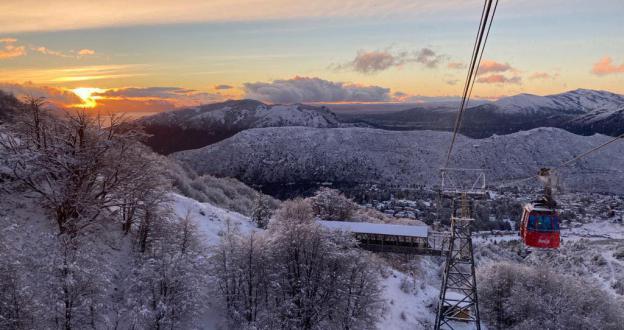 Los centros de esquí de Argentina empiezan a abrir con los mismos protocolos que en 2020