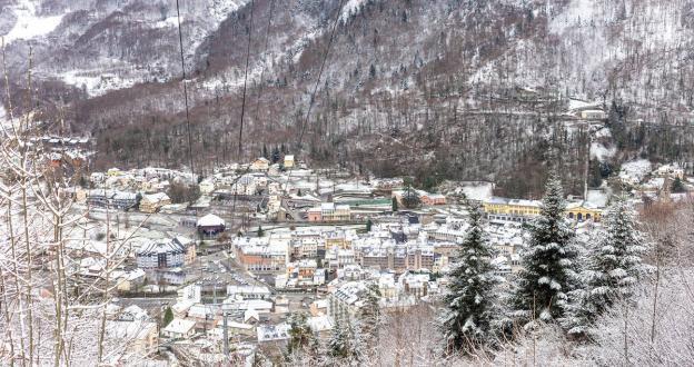 Cauterets abandona el sueño de conectarse con la estación de esquí de Luz Ardiden