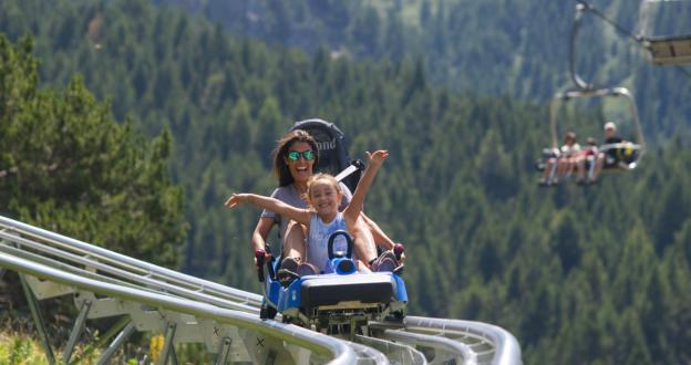 Acceso gratuito a Grandvalira este verano con el forfait de temporada de Grandvalira, Arcalís y Ski Andorra