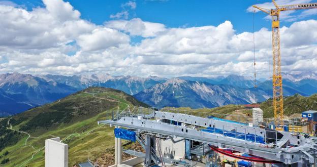 Así están los nuevos remontes para este invierno en las estaciones de esquí de Austria